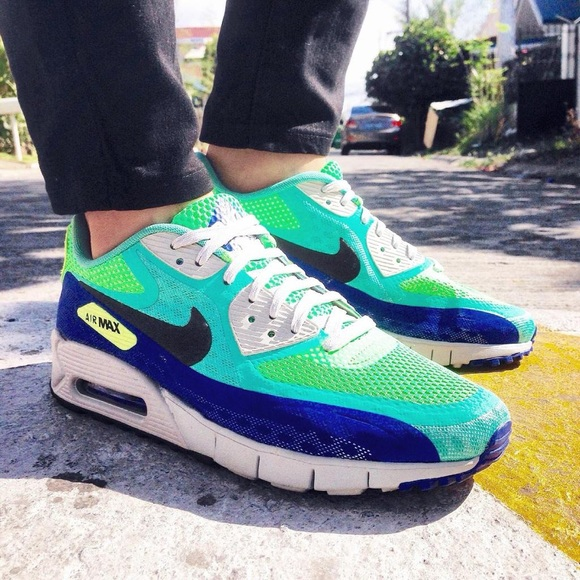 MENS NIKE AIR MAX 90 BREATHE CITY QS RIO.
